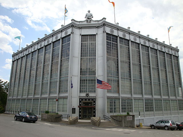 The Higgins Armory